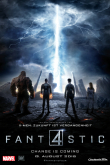 Fantastic4 Teaserplakat