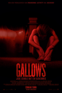 Das deutsche Hauptplakat zu 'The Gallows' (Copyright: Warner Bros. Entertainment Inc.)