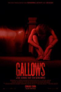 Das deutsche Hauptplakat zu 'The Gallows' (Copyright: Warner Bros. Entertainment Inc.)