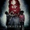 Das deutsche Hauptplakat zu 'Sinister 2' (Copyright: Wild Bunch Germany)