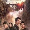 Das deutsche Hauptplakat zu 'Maze Runner - Die Auserwählten in der Brandwüste' (Copyright: Twentieth Century Fox, 2015)