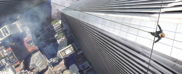 Das deutsche Kinoposter zu 'The Walk' (Sony Pictures Releasing GmbH, 2015)