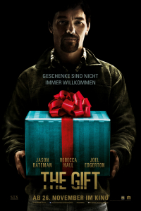 Das deutsche Kinoposter zu 'The Gift'. (Copyright: Paramount Pictures Germany, 2015)