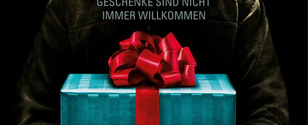 Das deutsche Kinoposter zu 'The Gift'. (Copyright: Paramount Pictures Germany, 2015)