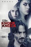 Das deutsche Kinoposter zu 'Knock Knock'. (Copyright: SquareOne/Universum, 2015)