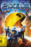 Das deutsche Cover zu 'Pixels'. (Copyright: Sony Pictures Releasing, 2015)