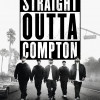 Das deutsche Kinoposter zu 'Straight Outta Compton'. (Copyright: Universal Pictures Germany, 2015)