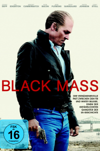 Das deutsche Cover zu 'Black Mass'. (Copyright: Warner home Video Germany, 2015)