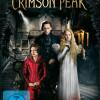 Das deutsche Cover zu 'Crimson Peak'. (Copyright: Universal Pictures Home Entertainment, 2015)