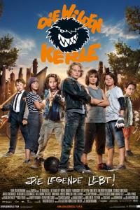 Das deutsche Kinoposter zu Die Wilden Kerle - Die Legende lebt'. (Copyright: Walt Disney Germany, 2016)