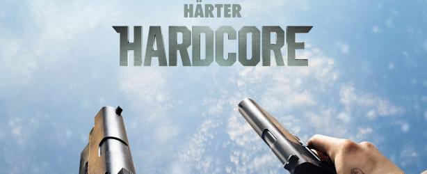 Das deutsche Kinoplakat zu 'Hardcore'. (Copyright: Capelight Picture, 2016)