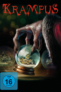 Das deutsche Cover zu 'Krampus'. (Copyright: Universal Pictures, 2016)