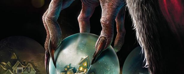 Das deutsche Cover zu 'Krampus'. (Copyright: Universal Pictures, 2016)