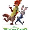Das deutsche Cover zu 'Zoomania'. (Copyright: Disney, 2015)