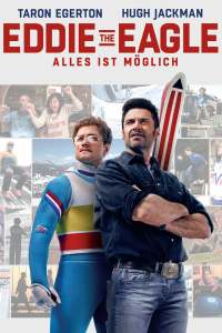 Das deutsche Cover zu 'Eddie the Eagle'. (Copyright: Twentieth Century Fox Home Entertainment, 2016)