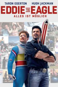Das deutsche Cover zu 'Eddie the Eagle'. (Copyright: Twentieth Century Fox Home Entertainment, 2016)