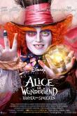 Das deutsche Cover zu 'Alice im Wunderland: Hinter den Spiegeln'. (Copyright: Walt Disney, 2016)