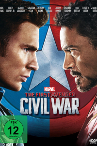 Das deutsche Cover zu 'Captain America: Civil War'. (Copyright: Marvel, Walt Disney, 2016)