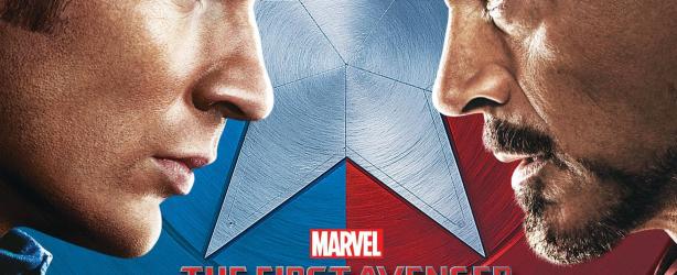 Das deutsche Cover zu 'Captain America: Civil War'. (Copyright: Marvel, Walt Disney, 2016)
