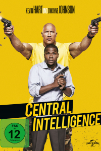 Das deutsche Cover zu 'Central Intelligence'. (Copyright: Universal Pictures Home Video, 2016)