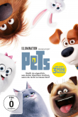 Das deutsche Cover zu 'Pets'. (Copyright: Universal Home Entertainment, 2016)