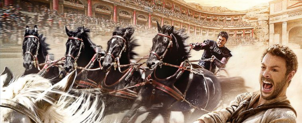 Das deutsche Cover zu 'Ben Hur' (2016) (Copyright: Universal Pictures Home Entertainment, 2016)