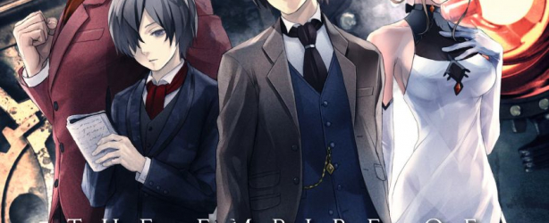 TheEmpireofCorpses Cover