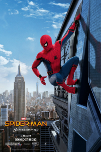 Das deutsche Poster zu 'Spider-Man: Homecoming' (2017) (Copyright: Sony Pictures Releasing GmbH, 2017)