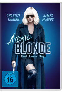 Das deutsche Cover zu 'Atomic Blonde' (2017) (Copyright: Universal Pictures Germany, 2017)