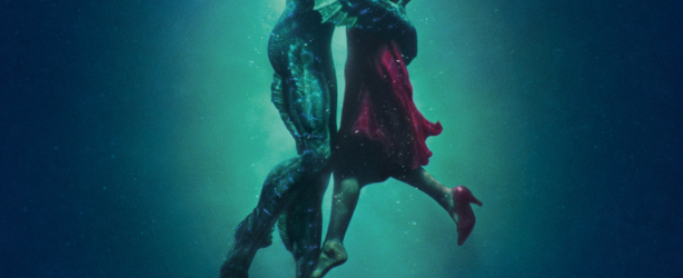 Das deutsche Plakat zu 'The Shape of Water' (2017) (Copyright: Twentieth Century Fox, 2017)