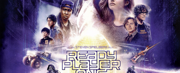 Das deutsche Plakat zu 'Ready Player One' (2018) (Copyright: WARNER BROS. ENTERTAINMENT INC., 2018)